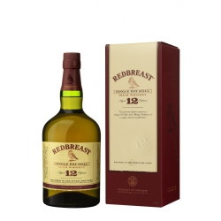 REDBREAST 12 ans Single Pot Still 40%