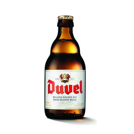 Duvel 33cl 8.5° cons incl.