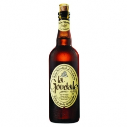 Goudale Blonde 75cl 7.2° pas de cons.