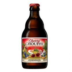 Cherry Chouffe 33cl 8° cons incl.