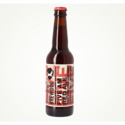 Brewdog 5am red ale 33cl 5° cons incl.