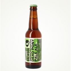 Brewdog Dead Pony 33cl 3.8° cons incl.