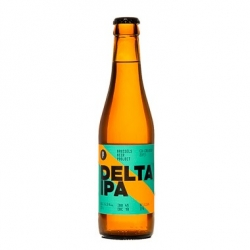 Brussels BP Delta IPA 33cl 6.5° cons incl.