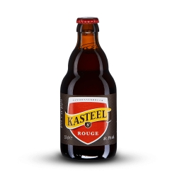 Kasteel Rouge 33cl 8° cons incl.
