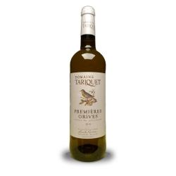 Côtes de Gascogne / TARIQUET 1ères Grives
