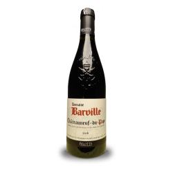 Châteuneuf du Pape Dom Barville Maison Brotte 75cl