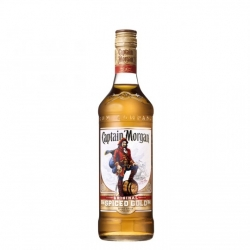 CAPTAIN MORGAN 35% - CARAIBES