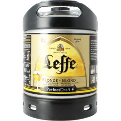 FUT LEFFE BLONDE 6L