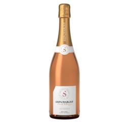 Crémant de Bourgogne Rosé - SAINCHARGNY 75cl