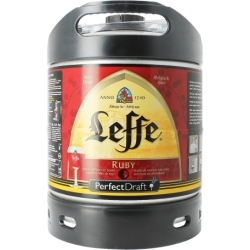 FUT LEFFE RUBY 6L
